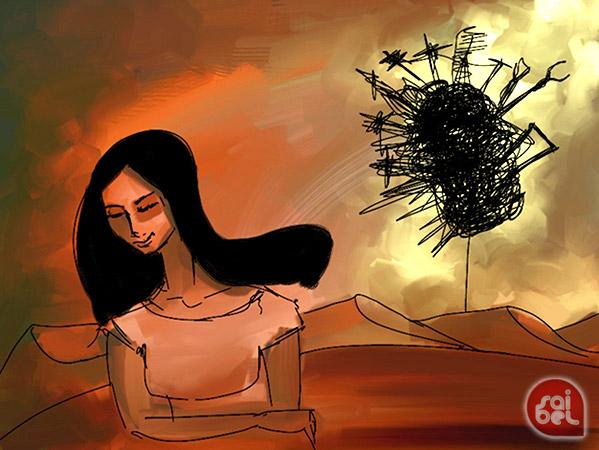 Desplazada por Isabel Castaño - Saibel