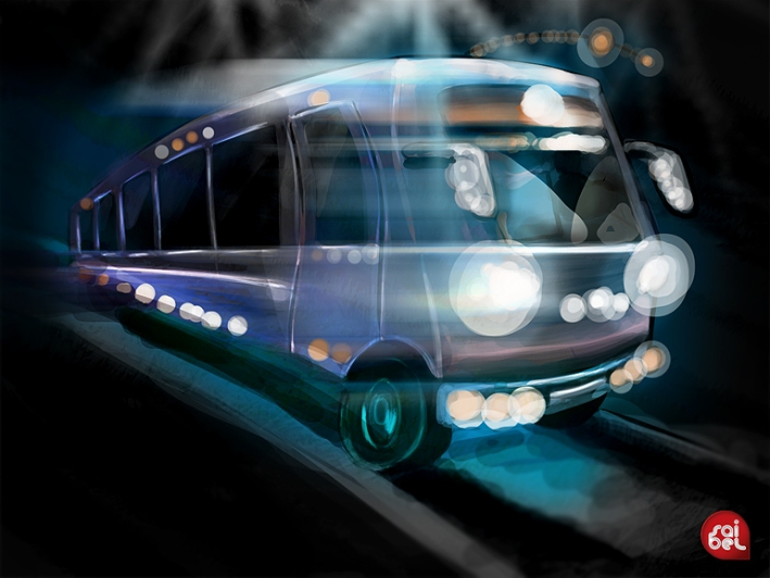 Bus abisal